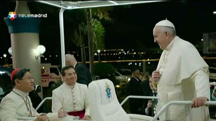 El Papa anuncia en Filipinas que este año canonizará al español Junípero Serra