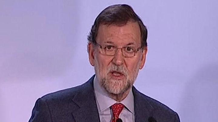 """Rajoy defiende políticas con """"piel"""" y """"sensibilidad"""" en favor de las personas"""