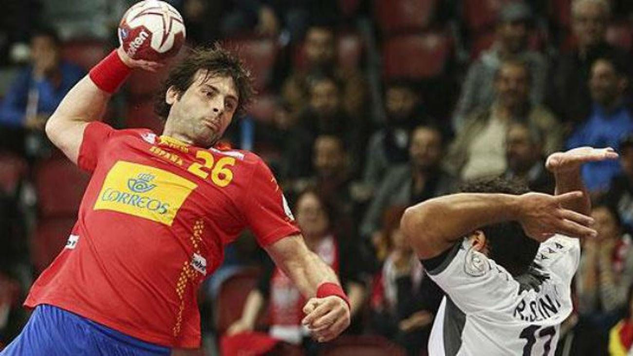 37-16. España suma la victoria ante Chile y ya está en octavos