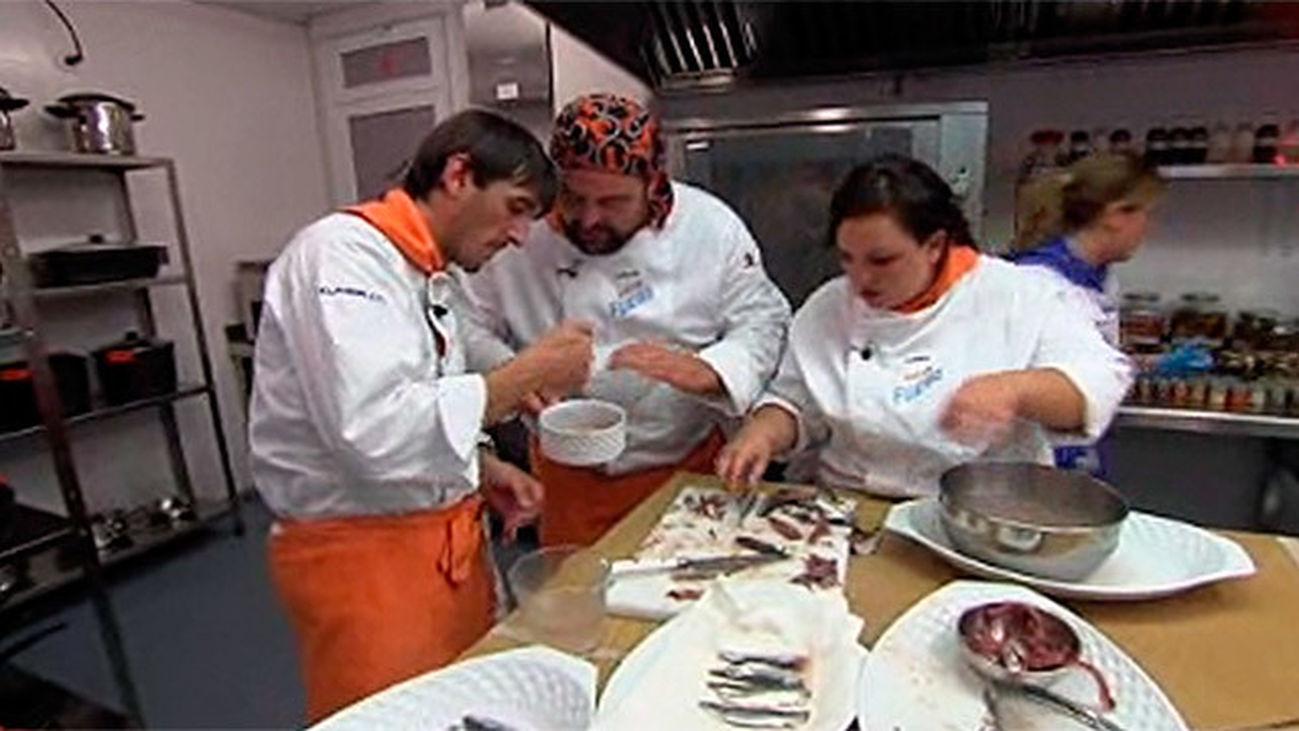 Abran Fuego: en busca del mejor cocinero de Madrid