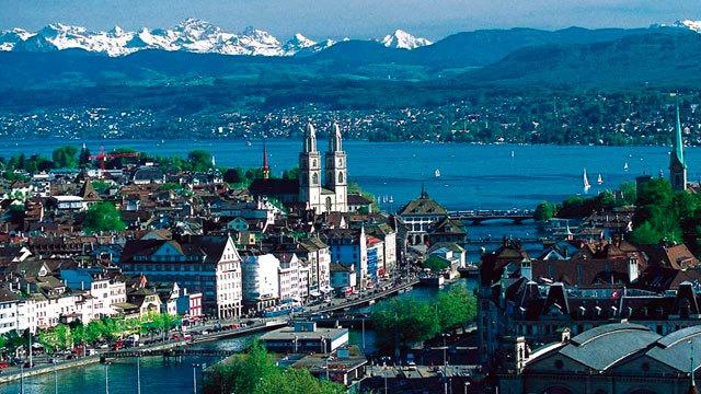 Madrileños por el Mundo: Zurich