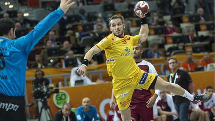 28-25. España supera con muchos aprietos a Catar