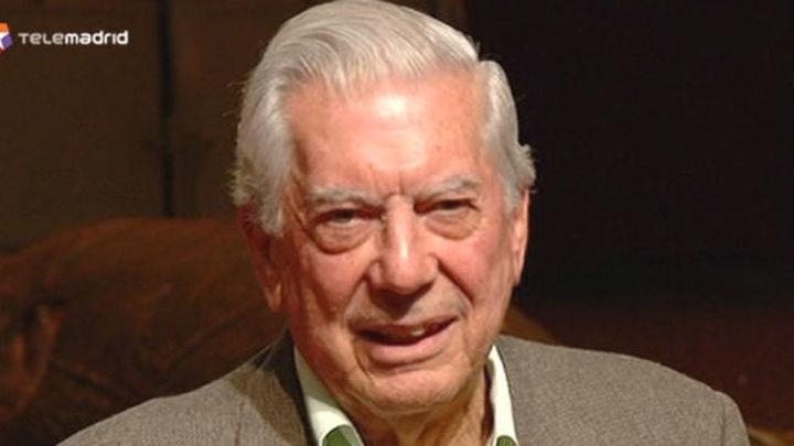 Vargas Llosa y el Teatro Real serán reconocidos con la Medalla de Oro de la Comunidad