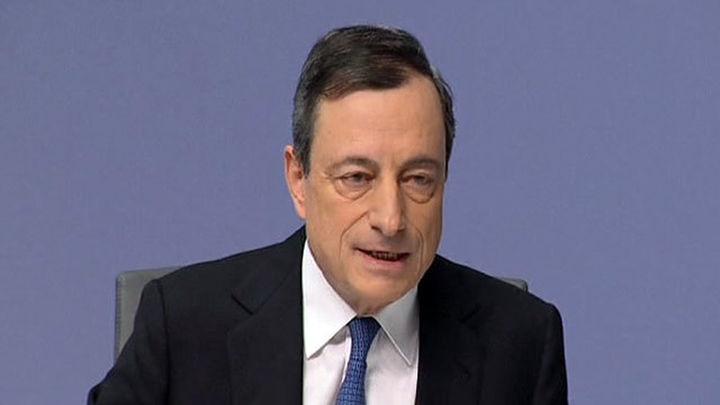 El BCE lanza un plan de compra de deuda de 60.000 millones de euros al mes