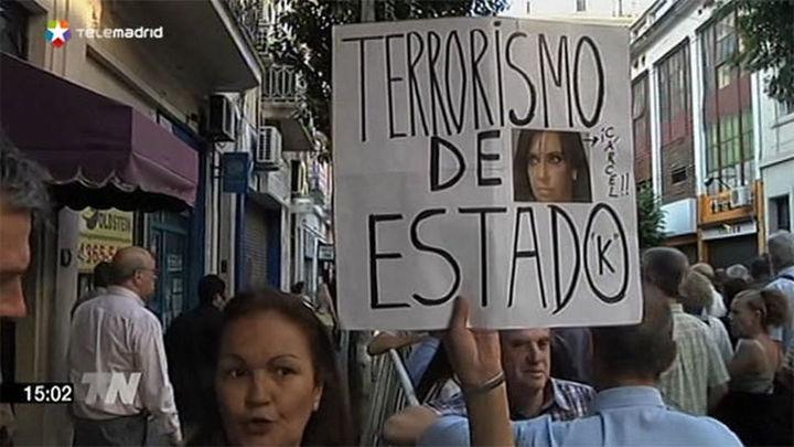 """Cristina Fernández: la muerte de Nisman """"no fue un suicidio"""""""