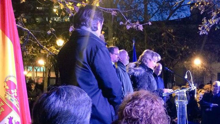 El PP defiende los ideales de Ordóñez en el XX aniversario de su asesinato