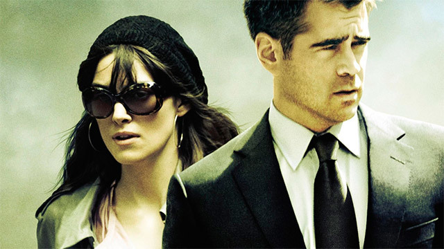 London Boulevard, con Collin Farrell y Keira Knightley