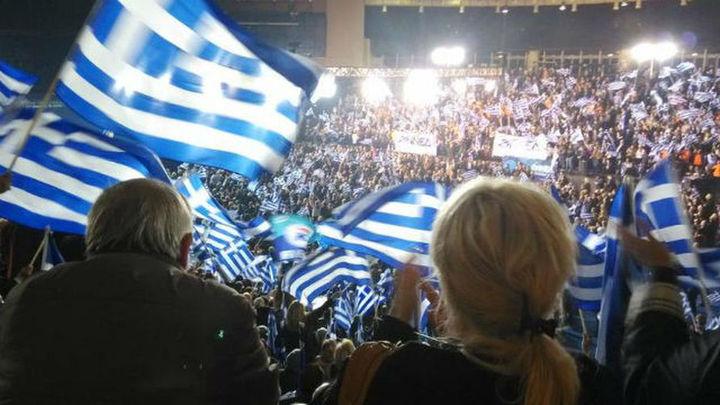 Samarás promete terminar las negociaciones con la troika en febrero