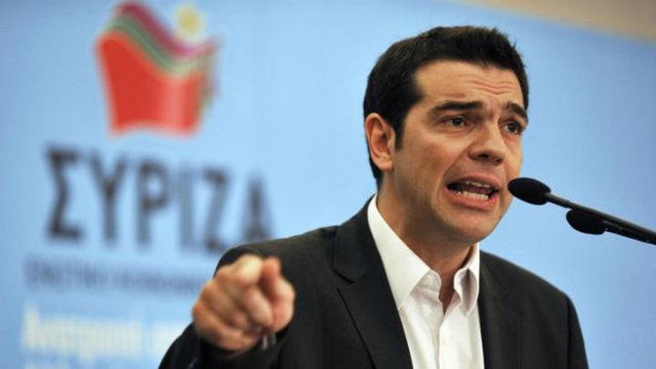 Syriza, diez puntos por delante en los sondeos previos a las elecciones griegas