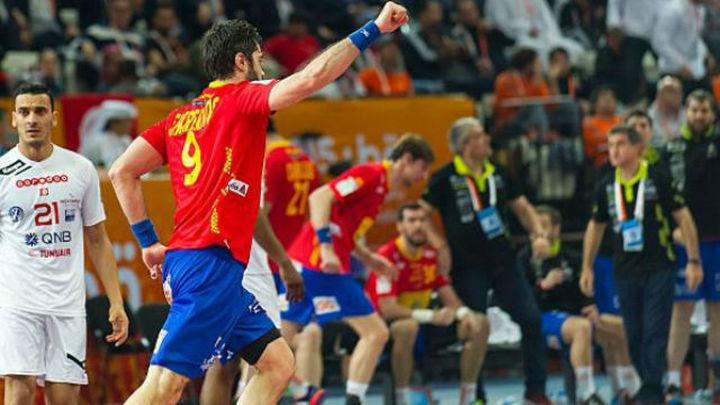 28-20. España consigue el billete para cuartos con brillantez