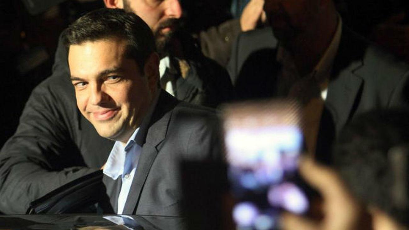 Syriza gana las elecciones en Grecia y roza la mayoría absoluta