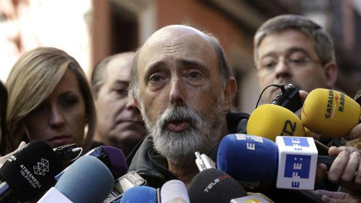 Los técnicos piden cautela pese al hallazgo de las iniciales de Cervantes