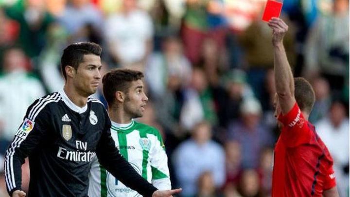 El Real Madrid y Cristiano esperan la mínima sanción