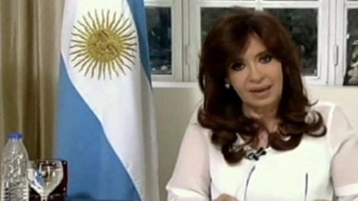 Cristina Fernández descalifica la denuncia de Nisman y reforma los servicios de Inteligencia