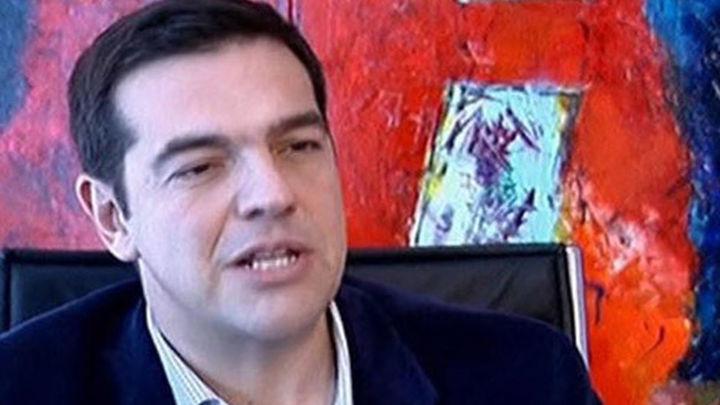 """Tsipras dice que Grecia """"tiene una soga al cuello que esta en manos del BCE"""""""