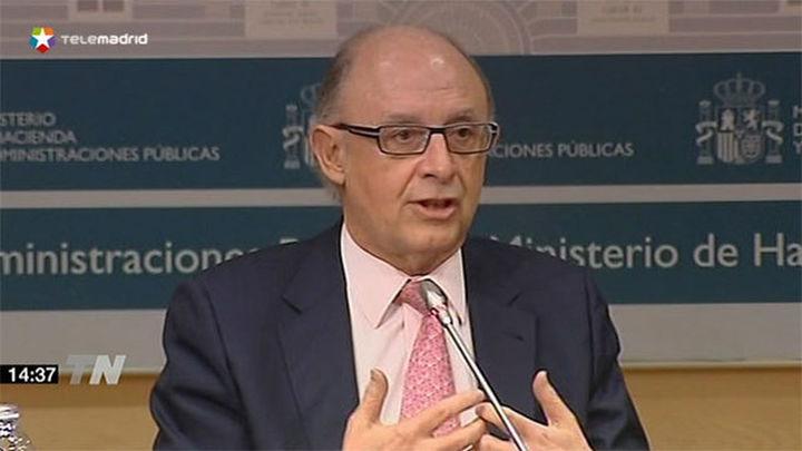 Hacienda publicará la lista de deudores en el cuarto trimestre