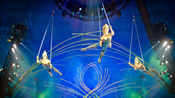 El Circo del Sol elige Madrid para estrenar en Europa, 'Amaluna'