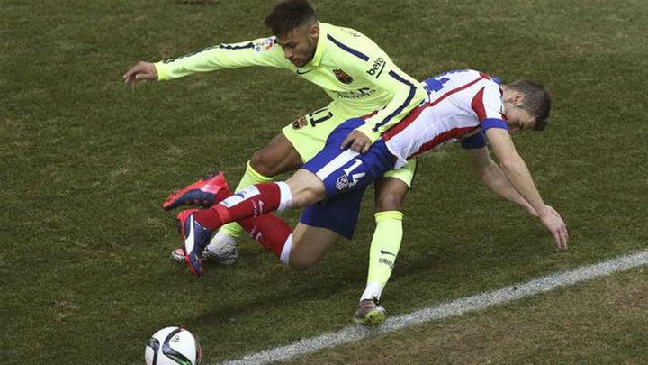 2-3. Un Atlético desquiciado se despide de la Copa