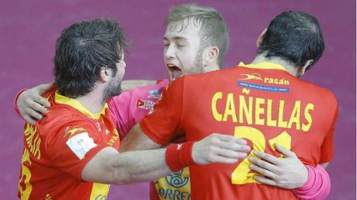 25-24. Cañellas mete a España en semifinales del Mundial