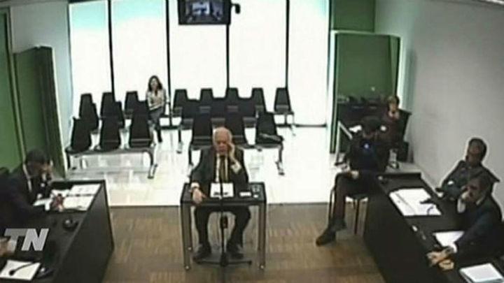"""Pujol, a la juez: """"Yo no quería saber porque siempre me dio miedo el tema"""""""
