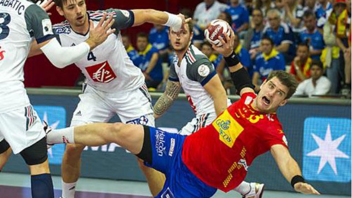 22-26. España cae en semifinales ante Francia