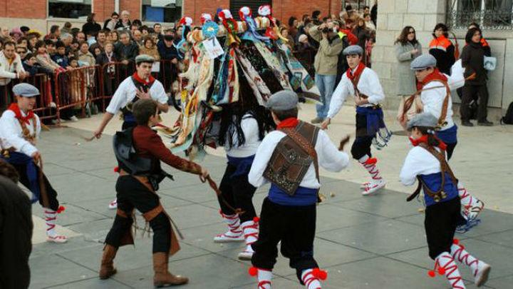 Colmenar celebra su Fiesta de la Vaquilla, declarada de interés turístico