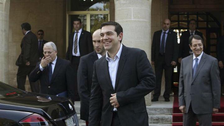 Tsipras presenta este domingo su programa de Gobierno con la vista puesta en Europa