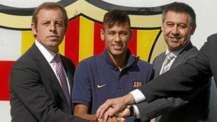 El 'Caso Neymar' se traslada a Barcelona como quería el Barça