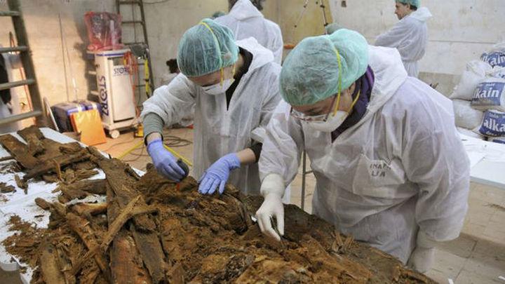 Los investigadores no pueden confirmar que los huesos hallados sean de Cervantes