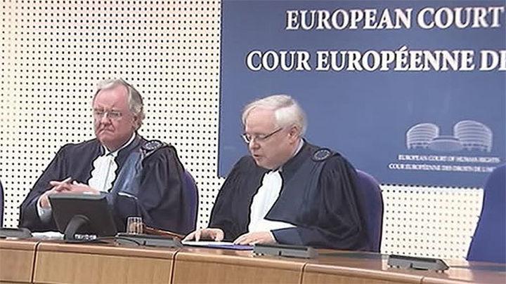 El Tribunal de Estrasburgo avala la cadena perpetua en Reino Unido