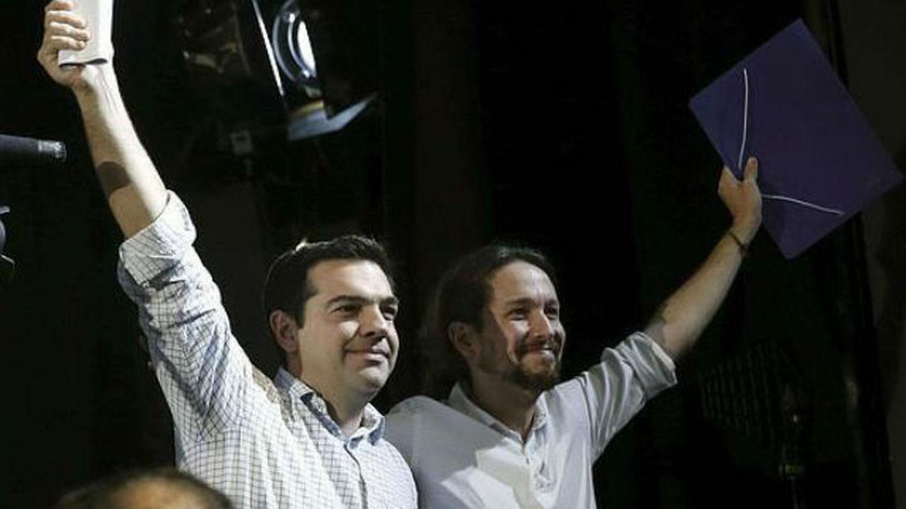 El presidente del Parlamento venezolano equipara a Podemos y SYRIZA con el 'chavismo'