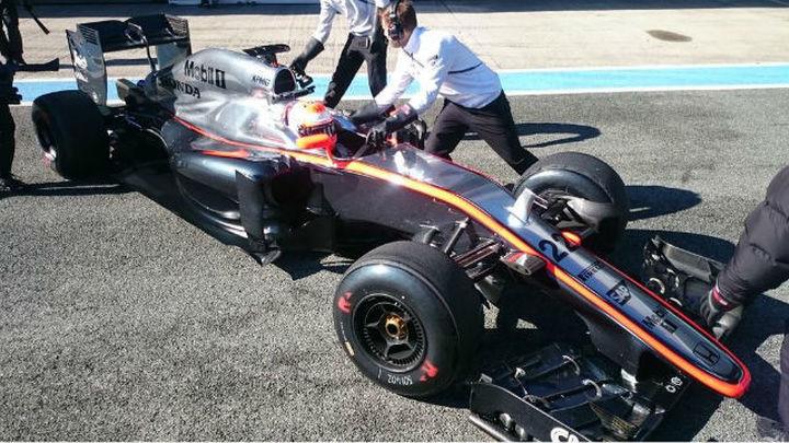 McLaren sigue con problemas en el cuarto día de Jerez