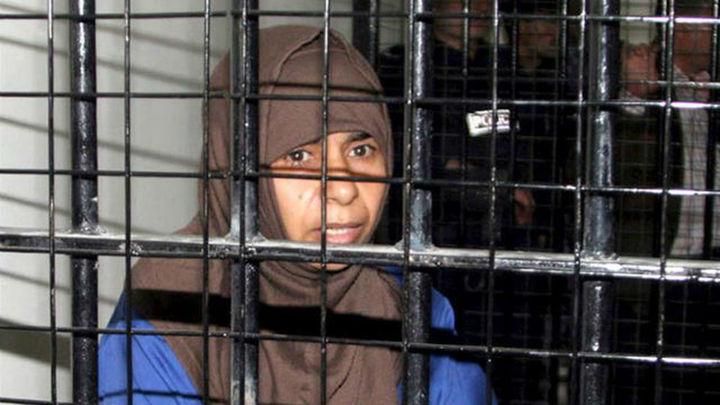 Jordania ejecuta a la terrorista Al Rishawi tras conocerse el asesinato de su piloto