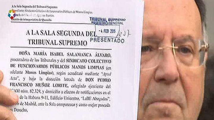 Manos Limpias acusa a Pablo Iglesias de recibir dinero opaco de Venezuela