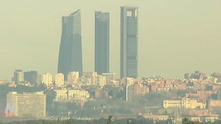 El ozono supera el nivel recomendable en 16 estaciones de la región