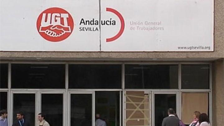 Diversos proveedores pagaron a UGT Andalucía 2 millones en comisiones