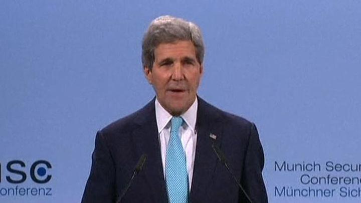Kerry reconoce que EE.UU. tendrá que negociar con Al Asad