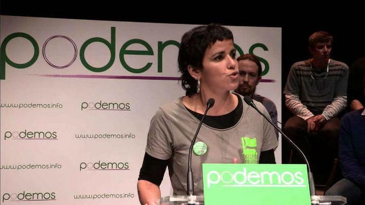 Teresa Rodríguez será la candidata de Podemos a la Junta andaluza