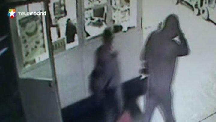 Cuatro detenidos por el robo de 100.000 euros en Mercamadrid