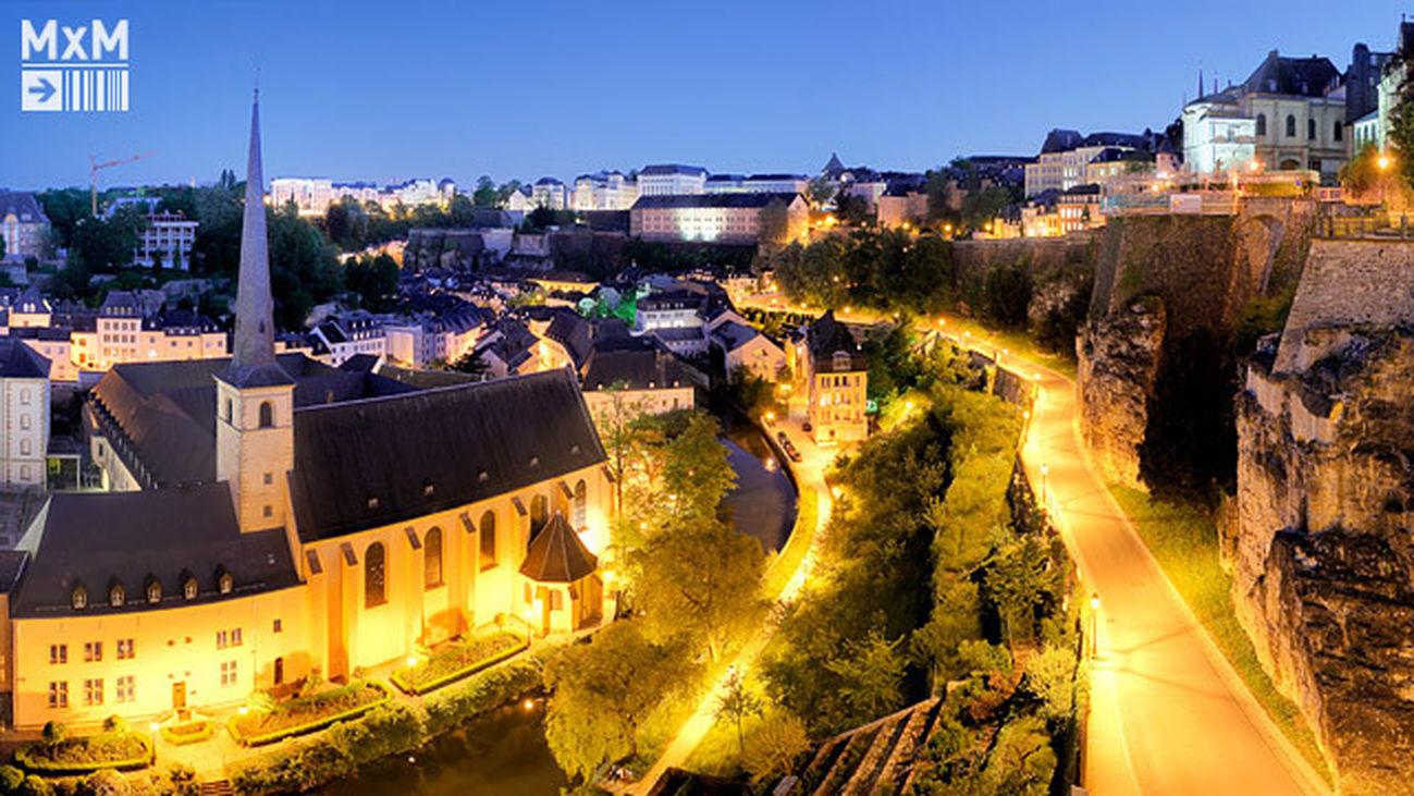 Madrileños por el Mundo en Luxemburgo