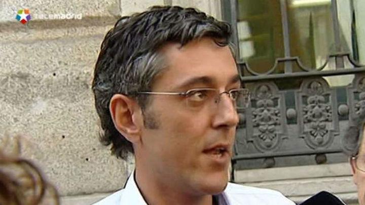Madina lidera los socialistas criticos con Sánchez por el el pacto contra el yihadismo