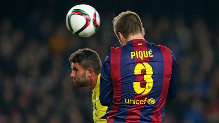 Barça y Espanyol toman ventaja en la ida de las 'semis' de Copa