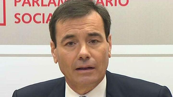 Gómez ve negativo para el PSOE reformar la ley para evitar elecciones en Navidad