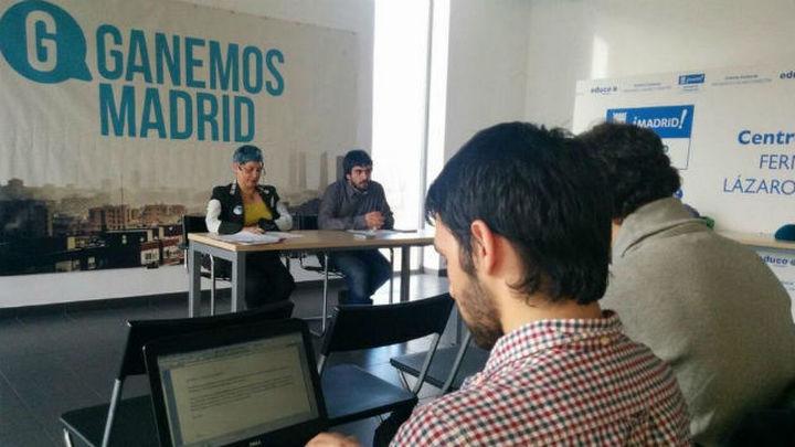 Bloqueado el acuerdo entre Ganemos Madrid y Podemos por un cambio de criterio