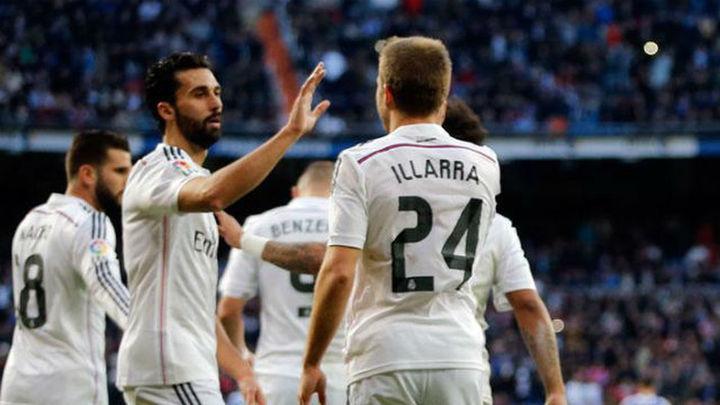 2-0. Isco pone luz en un Real Madrid sombrío