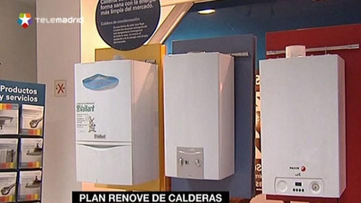 La Comunidad da ayudas de hasta 150 euros para cambio de calderas domésticas