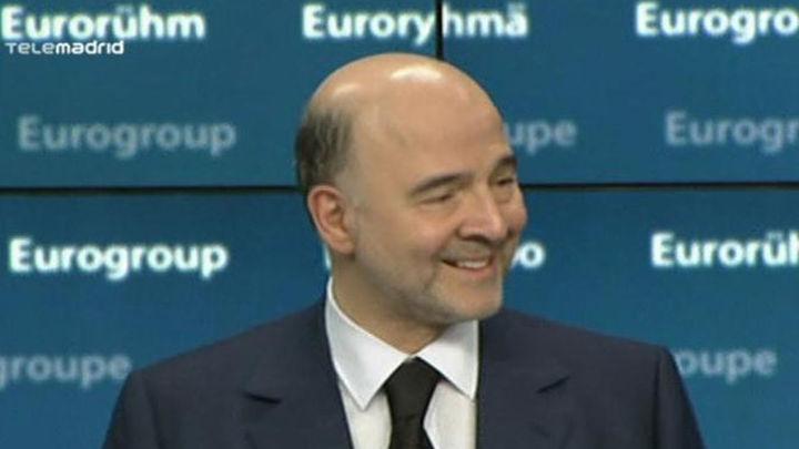 El Eurogrupo da a Grecia hasta el viernes para aceptar una prórroga del rescate
