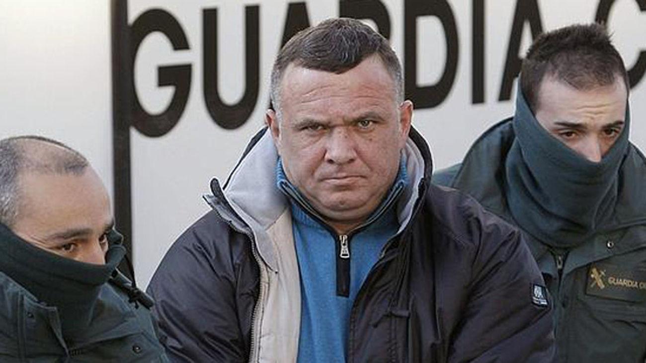 Detenido en Madrid un rumano que había llegado para reactivar 'Cabeza de cerdo'