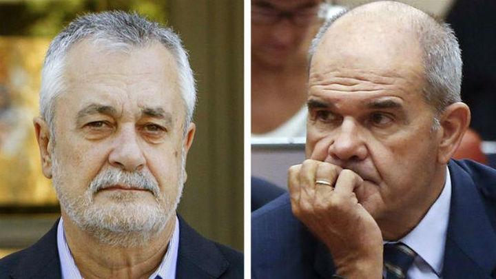 La juez reclama las agendas de Chaves, Griñán, Viera  y Zarrías desde el año 2000 hasta su cese