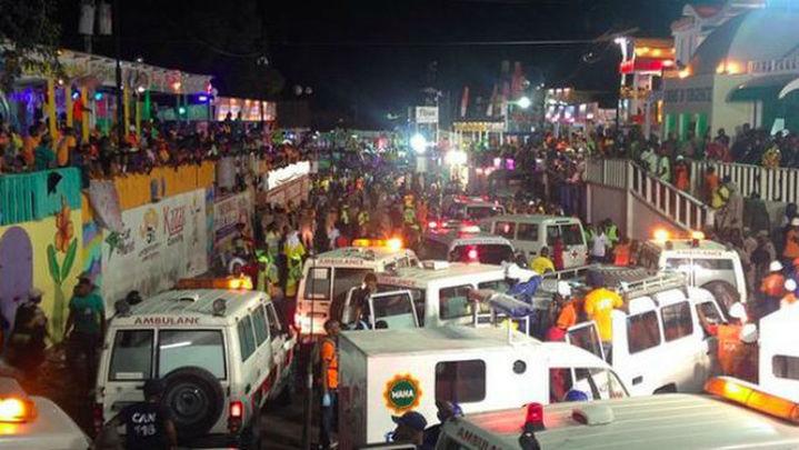 Al menos 15 personas mueren electrocutadas en Haití en celebración carnaval